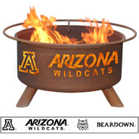 Arizona University Fire Pit