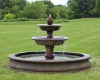 Beaufort Fountain by Campania International