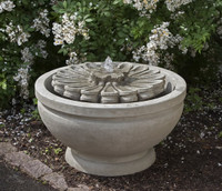 Fleur Fountain by Campania International