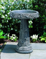 Hummingbird Birdbath by Campania International