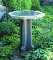Pine Meadow Birdbath by Campania International