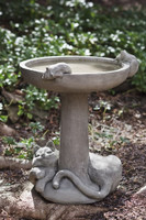 Catnap Birdbath by Campania International