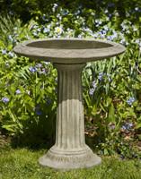 Cottage Garden Birdbath by Campania International