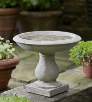 Campania International Beauvoir Birdbath
