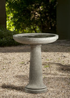 Campania International Isleboro Birdbath