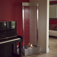 Nu-Flame Gardenfall Fire Fountain
