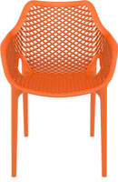 Compamia Air XL Outdoor Dining Arm Chair Set of 2