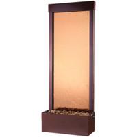 4' Dark Copper Gardenfall with Bronze Mirror