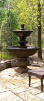 Henri Studio Cast Stone Siena Water Fountain