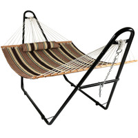 Sandy Beach Hammock with Stand