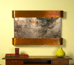 Rustic Copper with Magnifico Travertine