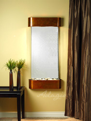 Shown with Rustic Copper Frame