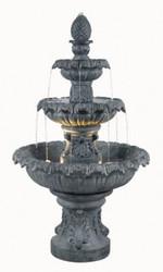 Kenroy Home Costa Brava Floor Fountain