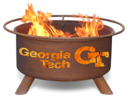 Georgia Tech Fire Pit