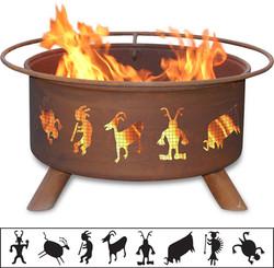 Kokopelli Fire Pit