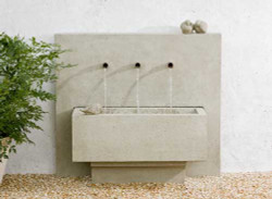 X3 Garden Fountain by Campania International