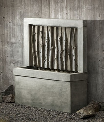 Birches Fountain by Campania International