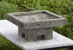 Campania International Kosei Birdbath
