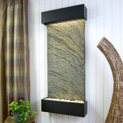 Jerra Slate with Black Frame