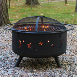 Cosmic Fire Pit