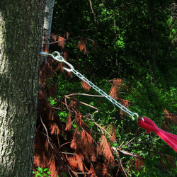 Sunnydaze Hammock Hanging Chain Kit