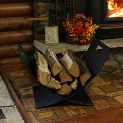 Fireside Log Holder