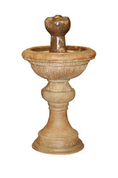 Henri Studio Cast Stone Traviata Water Fountain