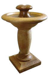 Henri Studio Cast Stone Europa Bubbler Fountain