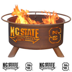North Carolina State Fire Pit