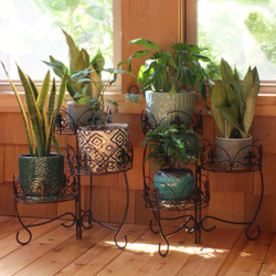 2 Plant Stands Indoors (Plants not Included)