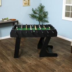 48-Inch Folding Foosball Game Table