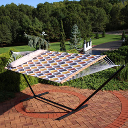 Hammock and 12-Foot Stand Combo