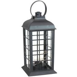 Oyster Bay Indoor Decorative LED Lantern, Single