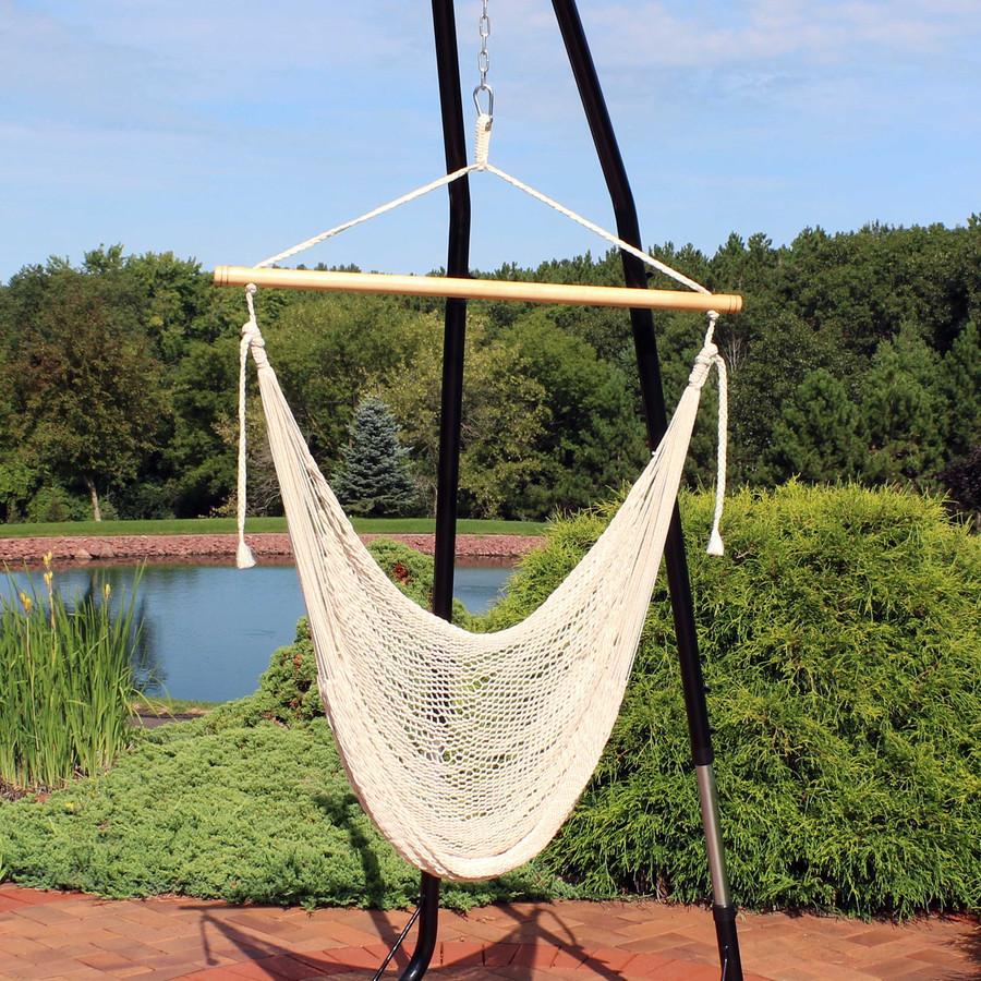 Sunnydaze Large Mayan Hammock Chair