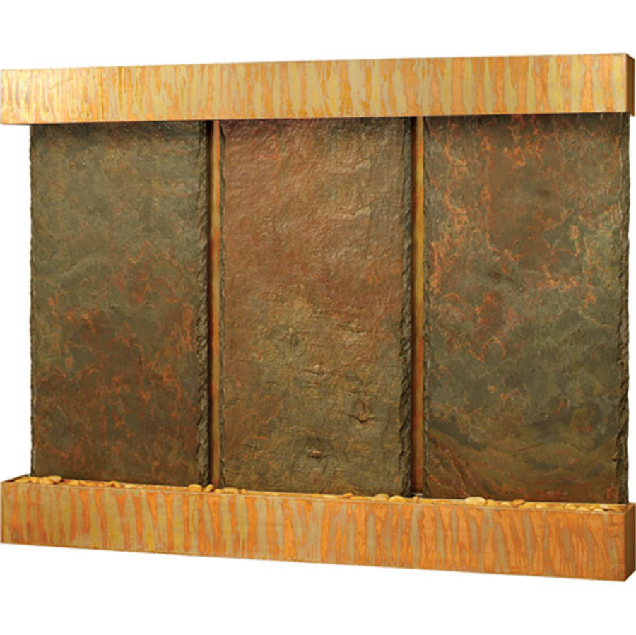 Copper Patina Frame
