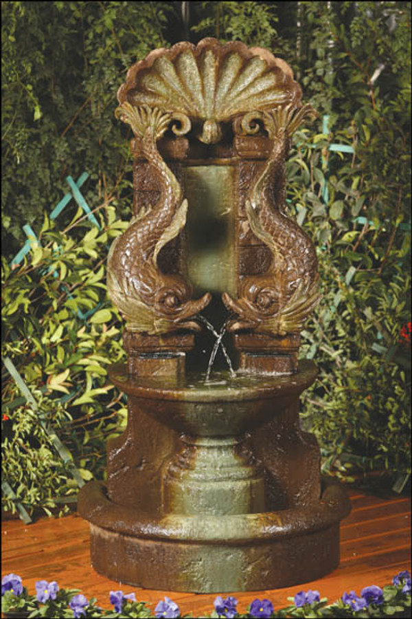 Servius Outdoor Fountain
