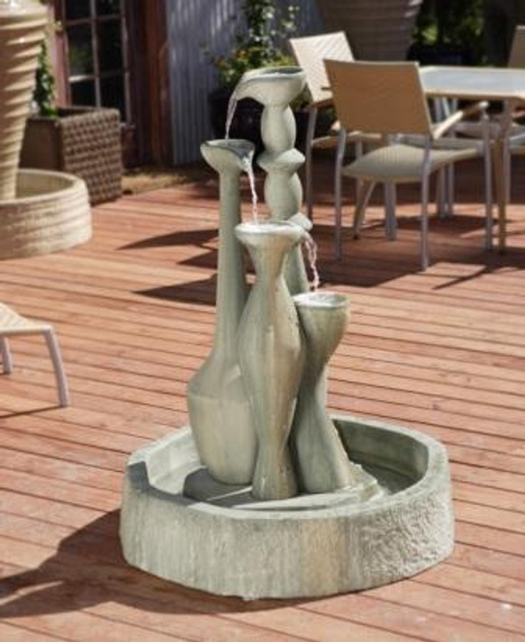 Spindel Water Fountain