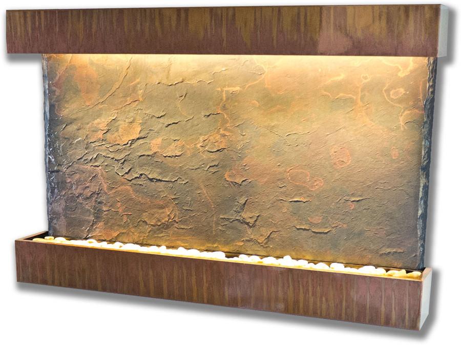 Copper Patina Frame