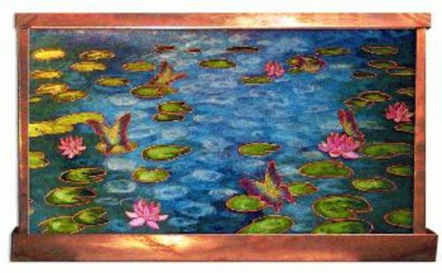 Monet's Dream Fountain