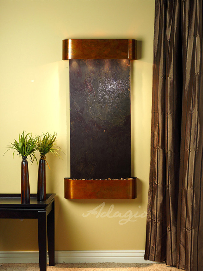 Rustic Copper with Rajah Featherstone