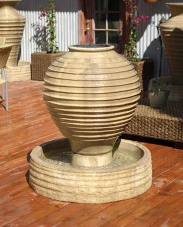 Ripple Vase Water Fountain