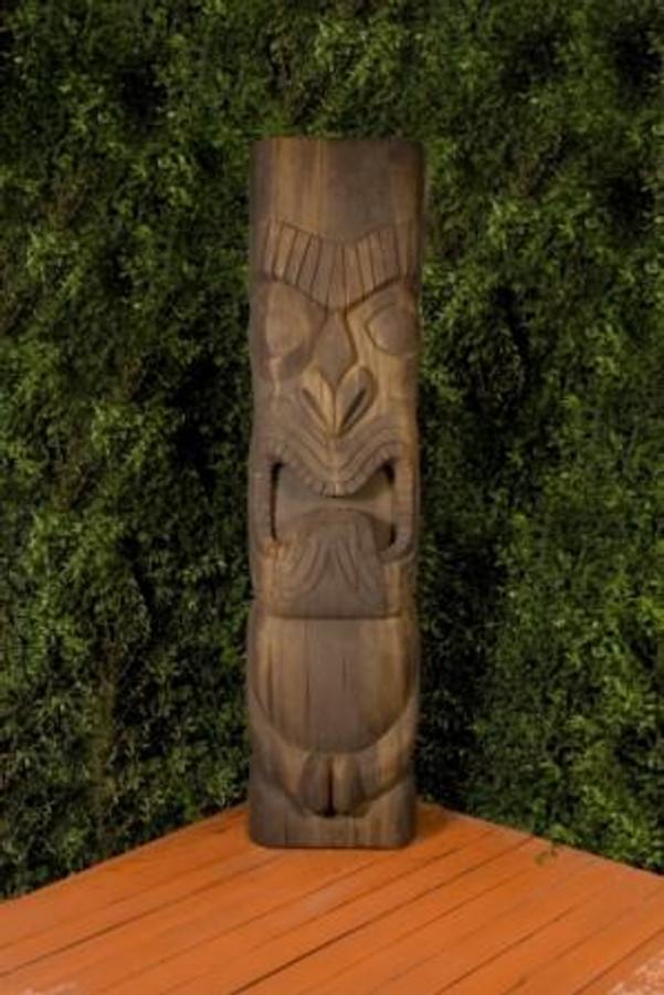 Tiki Statue