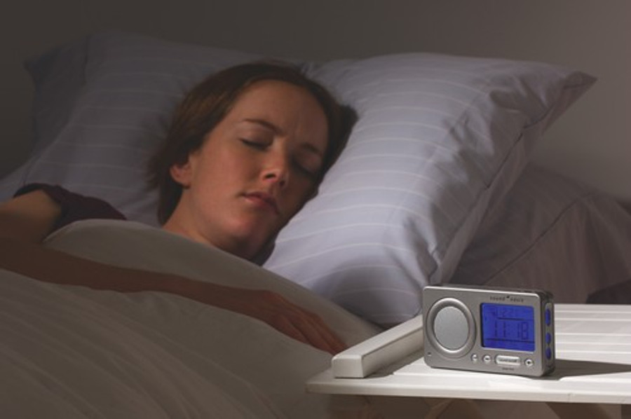 Sound Oasis S-850 Travel Sound Therapy System