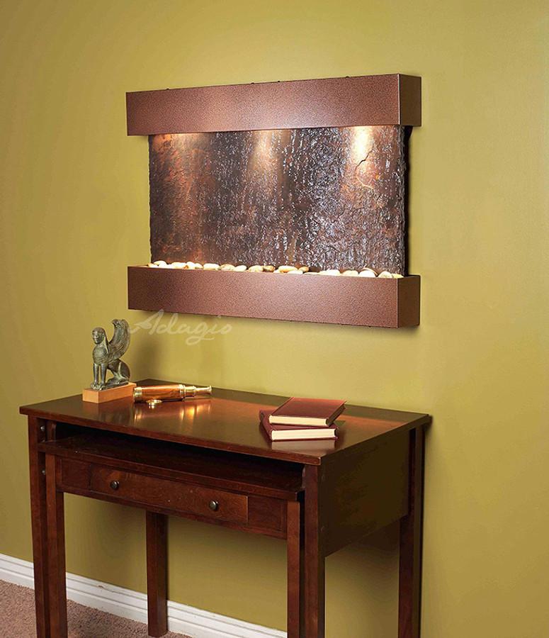 Copper Vein & Rajah Slate