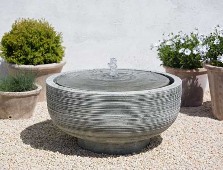 Girona Fountain by Campania International