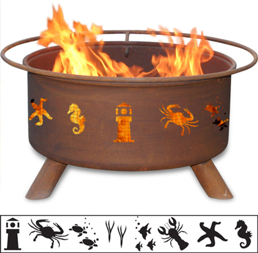Atlantic Coast Fire Pit