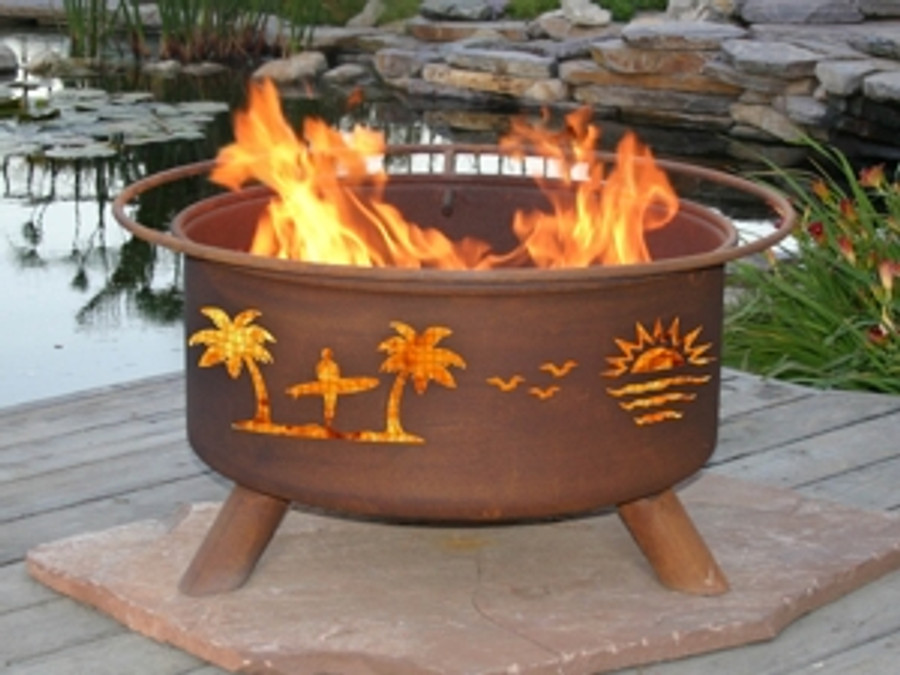 Pacific Coast Fire Pit