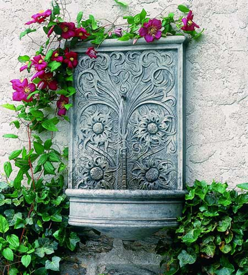 Sussex Wall Fountain by Campania International