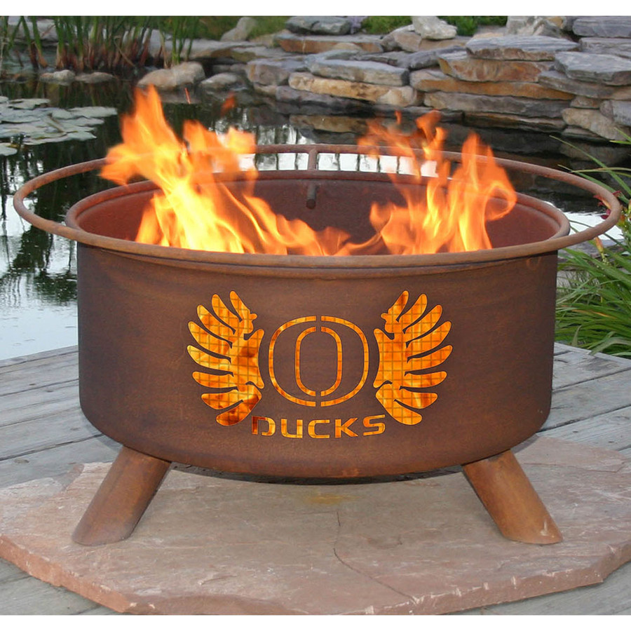 University of Oregon Fire Pit