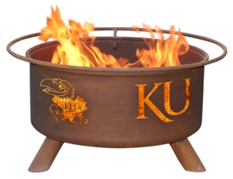 University of Kansas Fire Pit